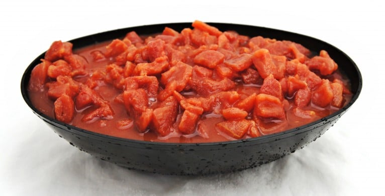 #10 Diced Tomatoes in Puree