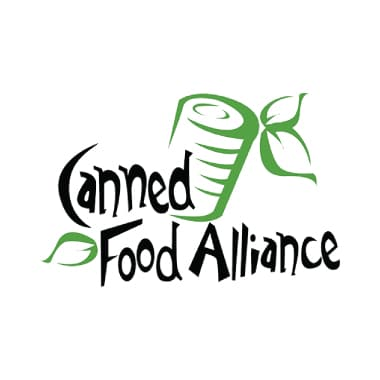 Canned Food Alliance logo
